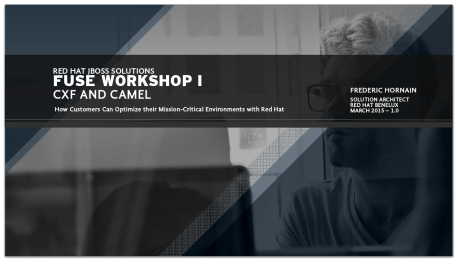 Fuse Workshop March 2015